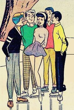Veronica Lodge: Center of attention <3