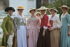 A Lass Of Yesteryear: Colonial Era