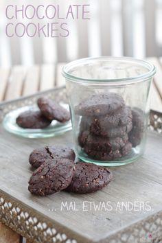 chocolate cookies. // nikesherztanzt