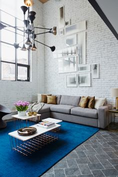Living rooms with 20 foot ceilings image