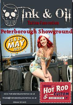 Ink & Oil Tattoo and Art Convention 2015 Soul Tattoo, Tattoo Art, Tattoo 2015, Vintage Soul, Rockabilly Fashion, My Portfolio, Car Show, United Kingdom, Ink