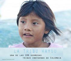Los Wayuu son conocidos como gente del sol, la arena y el viento.  Foto: Sonia Molina