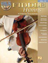 Fiddle Hymns - Violin Play-Along Volume 18 (Bk/Cd)