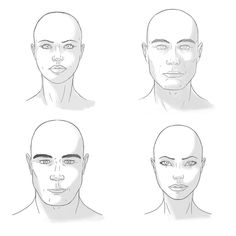 The Differences Between Male and Female Portraits — Tuts