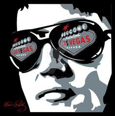 Elvis Presley by SeizeTheJay (Digital Art)