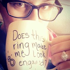 13 of the Best Engagement Announcements on Instagram via Brit + Co.