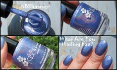 KBShimmer What Are You Wading For? @beautyinfozone