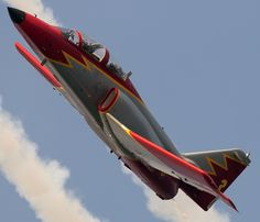 Patrulla Aguila low pass by Carlos F. on 500px