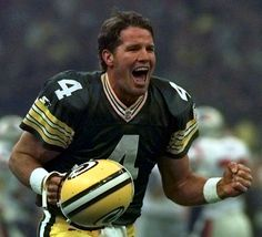 Some of the best and worst records. Brett Favre threw more interceptions (336), fumbled more times (166), and was sacked more often (525) than any other football player in the history of the NFL. And (despite his controversial final years) he's one of the greatest QBs ever.