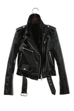 Horsehide Leather Jacket Biker Jacket christmas gifts by CUSTOMDUO