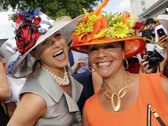 Hats off to hats,Derby Days