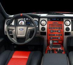 Ford Raptor Dash