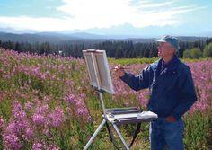 Plein air art supplies and paint boxes | OutdoorPainter.com