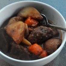 Slow-cooker Recipes beef stew