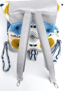 ikat bag: Zip A Bag Chapter 23: Split-Strap Backpack With Expansion Panel