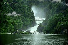 Panthumai waterfall