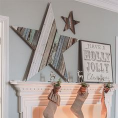 The festive season is a time of celebration and joy, when we decorate our homes with all things colourful and shiny. This year why not do something different and make use of reclaimed wood to add a touch of holiday fun to your home. http://www.easydiy.co.za/index.php/make/508-reclaimed-holiday-decor