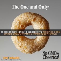 In Honor Of World Food Day We Are Launching Our No GMOs, Cheerios campaign. Take action: https://www.facebook.com/GmoInside