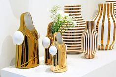 bosa ceramic collection by hayon at maison et objet