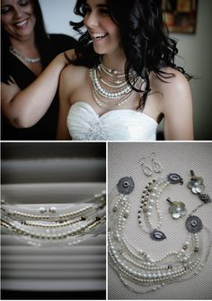 DIY Project: Pearl Necklace