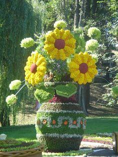 Sunflower Flower Festival www.tablescapesbydesign.com https://www.facebook.com/pages/Tablescapes-By-Design/129811416695