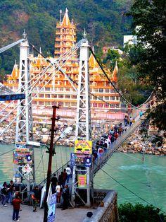 Rishikesh, Uttarakhand, India                                                                                                                                                                                 More