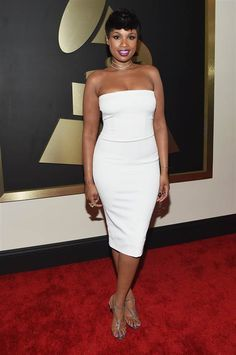 Jennifer Hudson.  Grammy's 2015
