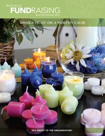 Do you need to raise some money for an important cause or something that is close to your heart. Look no further let Partylite Bernadette help you out!! (719)505-3787  No upfront investment  Personalized support from a local PartyLite Consultant  Realize your goals faster with 50% profit! Quality candles and a no-fuss method make it possible!  Relax with no upfront investment, no sorting and no storing. PartyLite ships directly to the seller…