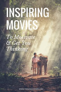 Inspiring Movies to Watch that will get you thinking and motivate you! Some new, some old, but all of these motivational movies will inspire. via The Goal Chaser - Productivity, Bullet Journals, Life Hacks & Big Goals! Best Motivational Movies, Best Inspirational Movies, Inspirational Quotes, Netflix Movies To Watch, Good Movies To Watch, Netflix Dramas, Hallmark Channel, Disney Cartoons, Funny Videos