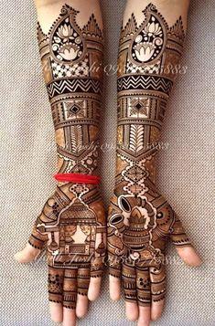 Best Wedding Henna Designs To Achieve Traditional Looks, Wedding Henna Designs, Latest Bridal Mehndi Designs, Indian Mehndi Designs, Mehndi Designs 2018, Modern Mehndi Designs, Mehndi Designs For Hands, Indian Mehendi, Legs Mehndi Design, Mehndi Design Pictures