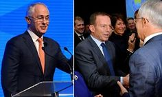 Prime Minister Malcolm Turnbull opened the party launch in Sydney on Sunday by commending his 'distinguished' predecessors Tony Abbott and John Howard.