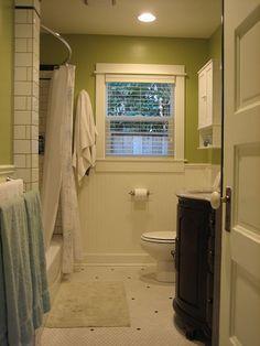 bathroom colors?