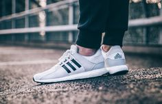 adidas Put an Ultra Boost Sole on This Retro EQT Sneaker