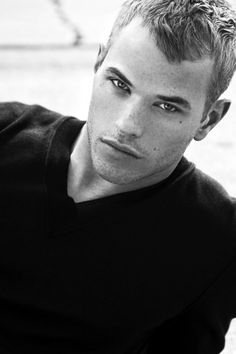 Kellan Christopher Lutz (born March 15, 1985) is an American fashion model and actor.