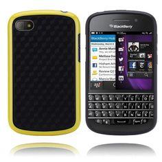 Edge (Gul) BlackBerry Q10 Deksel