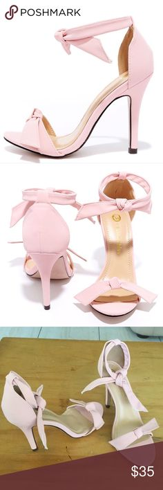 SALE! Chase & Chloe Pink Heels 🌸 PRICE REDUCED! WONT LAST LONG!  Only Worn Once.  Excellent condition. Size 8.5 but runs half size big, fits like a 9.  😍 If you like this item, be sure to check out the rest of my closet for more fabulous finds!  🎁Free Surprise Gift With Every Purchase!  📦 Bundle and $ave on shipping!  ✈️ Super Fast Shipping, Get your items in two to three business days! Chase And Chloe Shoes Heels