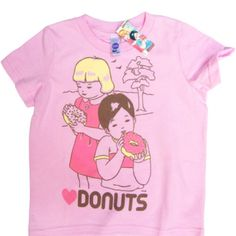 We Love Donuts Toddler Hand Pr…