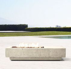 Ixtapa Fire Table Collection | RH