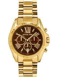 Love the men's feeling of this Michael Kors watch.