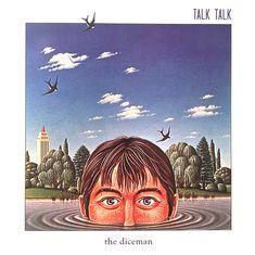 Talk Talk - The Diceman (LP) BEO LP-8 Illustrations, New Wave, Lp, Waves, Painting, Style, Dance Floors, Artist, Swag