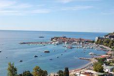 Embankment in Budva (Montenegro) - Anmeldelser Montenegro Budva, Trip Advisor, Attraction, Dolores Park, Travel, Viajes, Destinations, Traveling, Trips