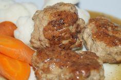 Mors Gryifiserte kjøttkaker