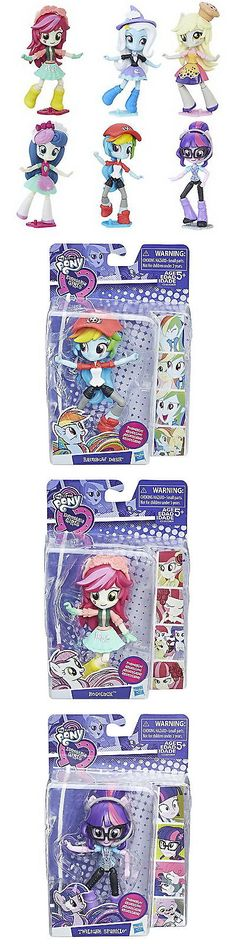 1990-Now 47228: Set Of 6: My Little Pony Equestria Girls Mall Collection Muffins Trixie Sweetie -> BUY IT NOW ONLY: $56.99 on eBay!