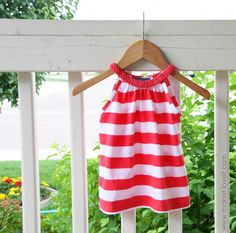 Super cute girls dress and lots of other great tutorials!
