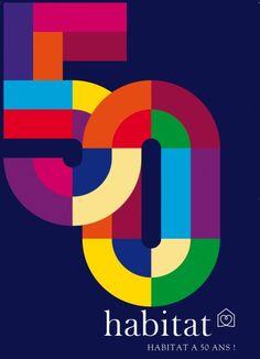 Livre 50 ans Habitat