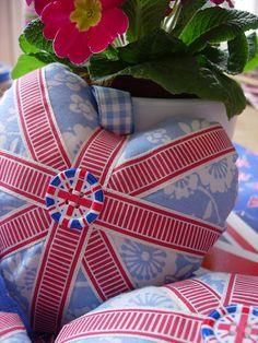 Union Jack Hearts