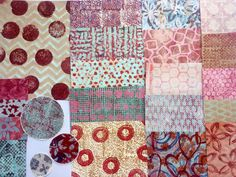 Assorted Handmade Gelli Plate Print Papers for use in Collages, Art Journals, Mixed Media Art, Scrapbooks, Smash Books, Cards, and more! #75 by KrisCollageMadness on Etsy
