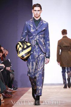 Christian Lacroix Menswear Fall Winter 2013 Paris