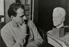 """""""Faith can move mountains but let them happily fall down on the heads of other people. What's the point in moving mountains when it's so simple to climb over them? Vernon, Art Quotidien, Boris Vian, Beatnik, Move Mountains, Inspirational Books, Falling Down, Portrait Photo, Paris"""