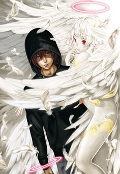 PLATINUM END | the manga is beautiful, the story, the art, EVERYTHING